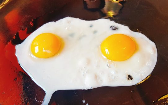 Flippin' Eggs